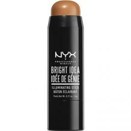 NYX Professional Makeup Bright Idea élénkítő ceruzában árnyalat Maui Suntan 10 6 g