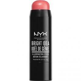 NYX Professional Makeup Bright Idea élénkítő ceruzában árnyalat 04 Rose Petal Pop 6 g