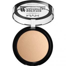 NYX Professional Makeup Nofilter púder árnyalat 07 Medium Olive 9,6 g