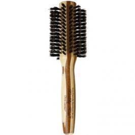 Olivia Garden Healthy Hair 100% Natural Boar Bristles hajkefe átmérő 30 mm