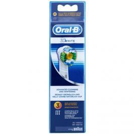 Oral B 3D White EB 18 csere fejek a fogkeféhez  3 db