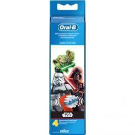 Oral B Stages Power EB10 Star Wars csere fejek a fogkeféhez extra soft  4 db