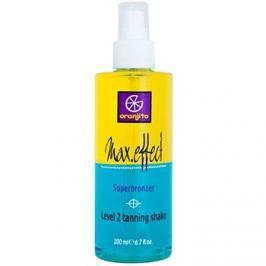 Oranjito Level 2 Shake kétfázisú barnító spray szoláriumba  200 ml