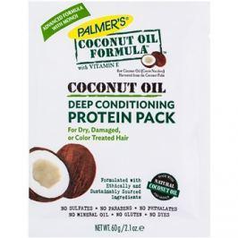 Palmer's Hair Coconut Oil Formula mélyregeneráló kondicionáló száraz és sérült hajra  60 g