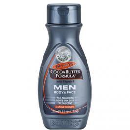 Palmer's Men Cocoa Butter Formula hidratáló krém arcra és testre E-vitaminnal  250 ml