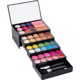 Parisax Make-Up Palette dekoratív kozmetikumok választéka kicsi  27,4 g