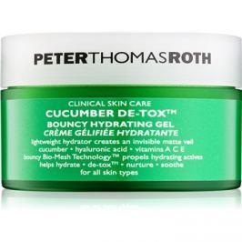 Peter Thomas Roth Cucumber De-Tox hidratáló gél arcra  50 ml