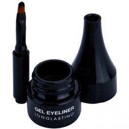 Pierre René Eyes Eyeliner zselés szemhéjtus vízálló árnyalat 01 Carbon Black  2,5 ml