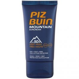Piz Buin Mountain napozókrém arcra SPF50+  50 ml
