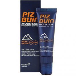 Piz Buin Mountain védőkrém arcra és ajakbalzsam 2 az 1-ben SPF30  20 ml