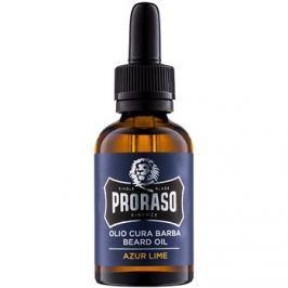 Proraso Azur Lime szakáll olaj  30 ml