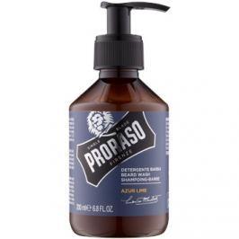 Proraso Azur Lime szakáll sampon  200 ml