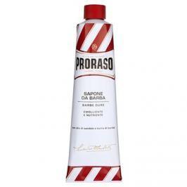 Proraso Red borotvaszappan erős szakállra tubusban  150 ml