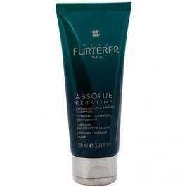 Rene Furterer Absolue Kératine megújító maszk a nagyon károsult hajra  100 ml