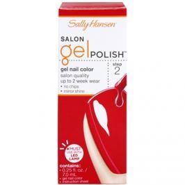 Sally Hansen Salon géles körömlakk árnyalat 220 Red My Lips 7 ml