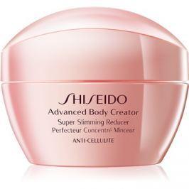 Shiseido Body Advanced Body Creator karcsúsító testápoló krém narancsbőrre  200 ml