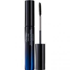 Shiseido Eyes Full Lash vízálló göndörítő és nagyobbító szempillaspirál  8 ml