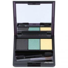 Shiseido Eyes Luminizing Satin trio szemhéjfesték  árnyalat GR 716 3 g