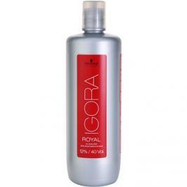 Schwarzkopf Professional IGORA Royal színelőhívó emulzió 12% 40 Vol.  1000 ml