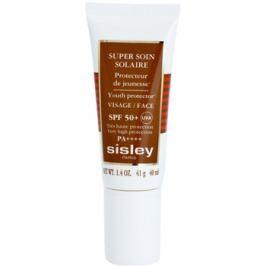 Sisley Sun vízálló napozó krém az arcra SPF50+  40 ml