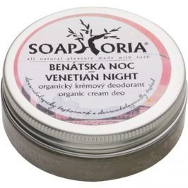Soaphoria Venetian Night krémes dezodor  50 ml