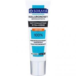 Soraya Hyaluronic Microinjection kisimító szérum azonnali hatással  30 ml