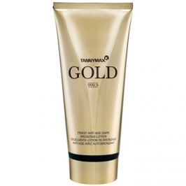 Tannymaxx Gold 999,9 szoláriumos napozó krém bronzosítóval  200 ml