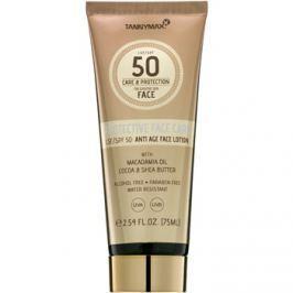 Tannymaxx Protective Body Care SPF vízáló napozó tej arcra SPF50  75 ml