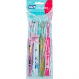 TePe Kids extra soft fogkefe gyermekeknek 4 db