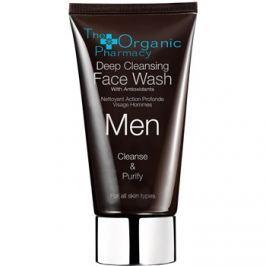 The Organic Pharmacy Men mélyen tisztító gél  75 ml