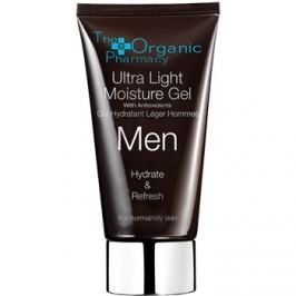 The Organic Pharmacy Men gyengéd és hidratáló géles krém normál és zsíros bőrre  75 ml