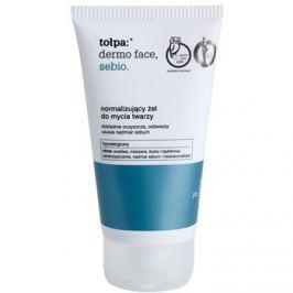 Tołpa Dermo Face Sebio tisztító gél zsíros bőrre  150 ml