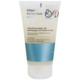 Tołpa Dermo Face Sebio tisztító gél peeling hatással  150 ml