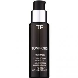 Tom Ford For Men szakáll ápoló olaj fa illattal  30 ml