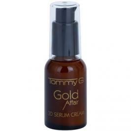 Tommy G Gold Affair krémes szérum az arcbőr regenerálására és megújítására  30 ml