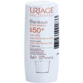 Uriage Bariésun ásványi védőkrém érzékeny területekre ceruzában SPF50+  8 g