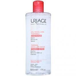 Uriage Eau Micellaire Thermale micelláris tisztító víz az irritációra hajlamos érzékeny bőrre parfümmentes  500 ml