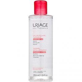 Uriage Eau Micellaire Thermale micelláris tisztító víz az irritációra hajlamos érzékeny bőrre parfümmentes  250 ml