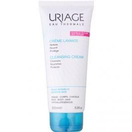 Uriage Hygiène tápláló tisztító krém testre és arcra  200 ml