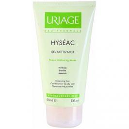 Uriage Hyséac tisztító gél kombinált és zsíros bőrre  150 ml