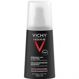 Vichy Homme Deodorant spray dezodor az erőteljes izzadás ellen  100 ml