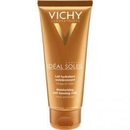 Vichy Idéal Soleil Capital hidratáló önbarnító krém arcra és testre  100 ml
