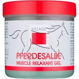 Village Pferdesalbe izomlazító massázsgél  300 ml
