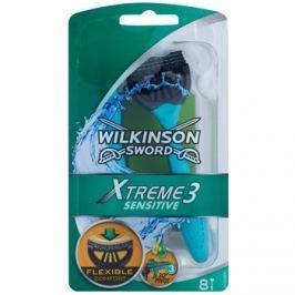 Wilkinson Sword Xtreme 3 Sensitive eldobható borotvák  8 db