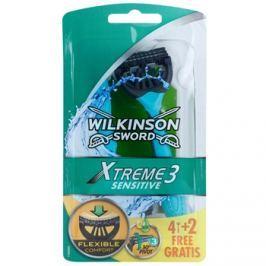 Wilkinson Sword Xtreme 3 Sensitive eldobható borotvák  6 db
