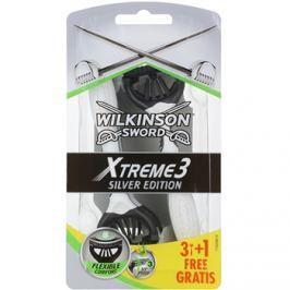 Wilkinson Sword Xtreme 3 Silver Edition eldobható borotvák  4 db