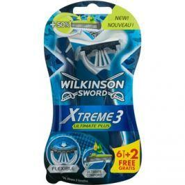 Wilkinson Sword Xtreme 3 Ultimate Plus eldobható borotva 8 db