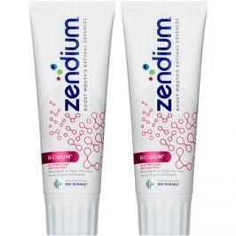 Zendium BioGum fogkrém a  fogak teljes védelmére duo  2 x 75 ml