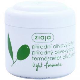 Ziaja Natural Olive nappali hidratáló krém normál és száraz bőrre  200 ml