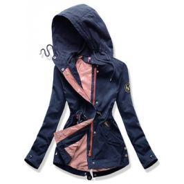 Női átmeneti kabát Q27 kék